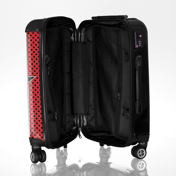 Betty Boop Polka Star Suitcase - Image 3