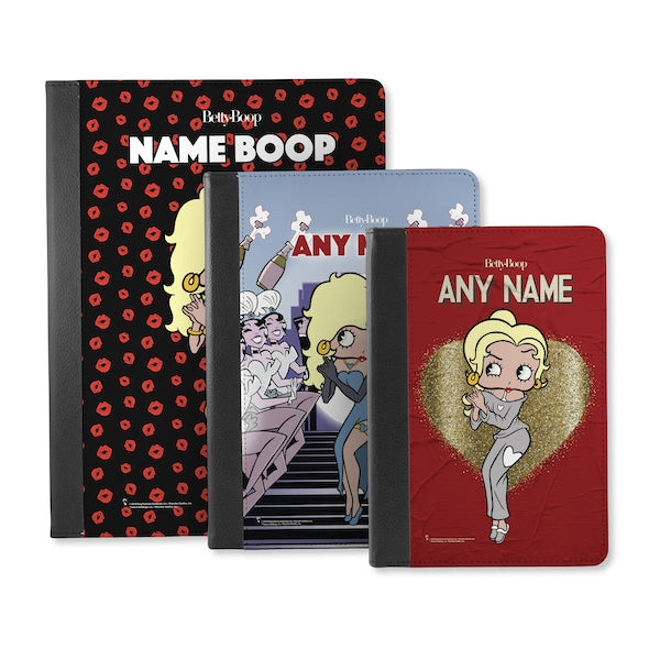 Betty Boop Studio Time iPad Case - Image 3