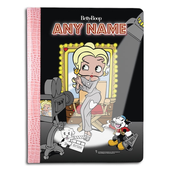 Betty Boop Studio Time iPad Case - Image 2