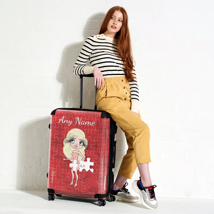 ClaireaBella Piece of Me Suitcase - Image 6