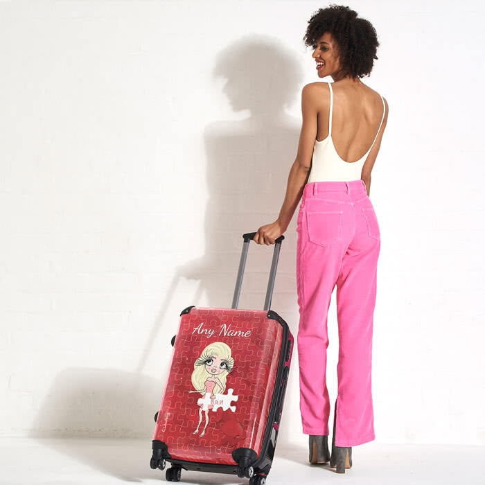 ClaireaBella Piece of Me Suitcase - Image 2