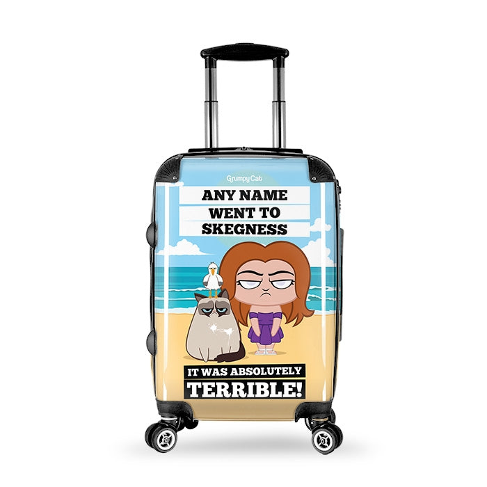 Grumpy Cat Destination Suitcase - Image 7