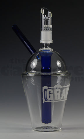 Grav Labs Blue Icee Cup Rig 14 MM Female