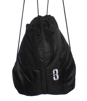 SAK LT 2.0 Drawstring Bag - Black