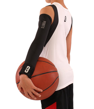 Youth Shooter LT Lightweight Compression Shooting Sleeve - Black