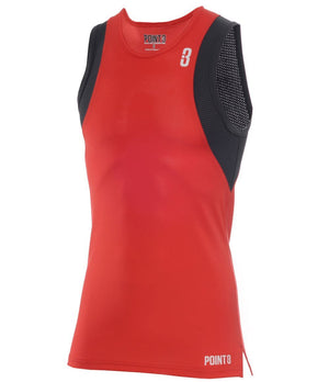 BASE LT - Lightweight Base Layer Red/Black
