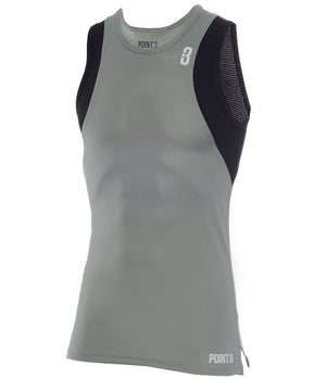 BASE LT - Lightweight Base Layer Grey/Black