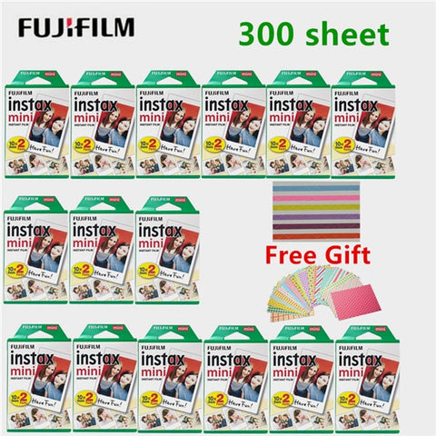 Image of Fuj Instant Photo Paper For Instax Mini