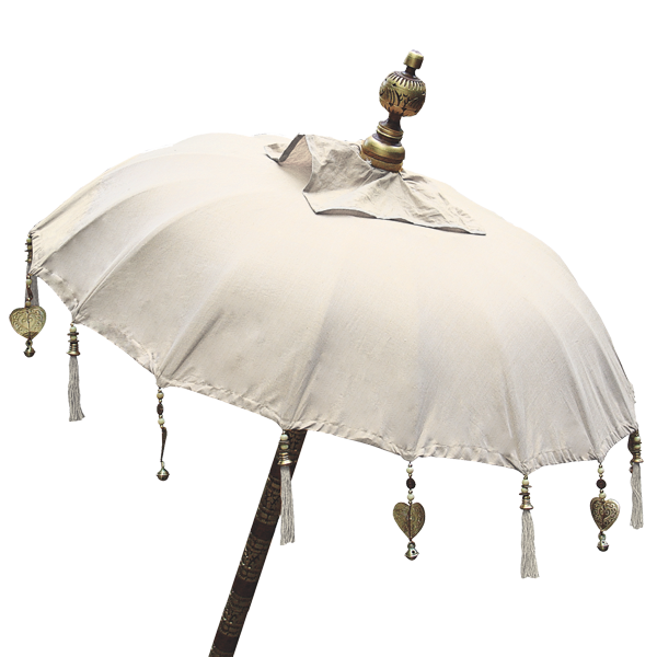 Classic natural Balinese Umbrella