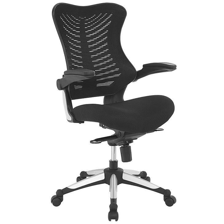Charge Modern Mesh Office Chair in Black