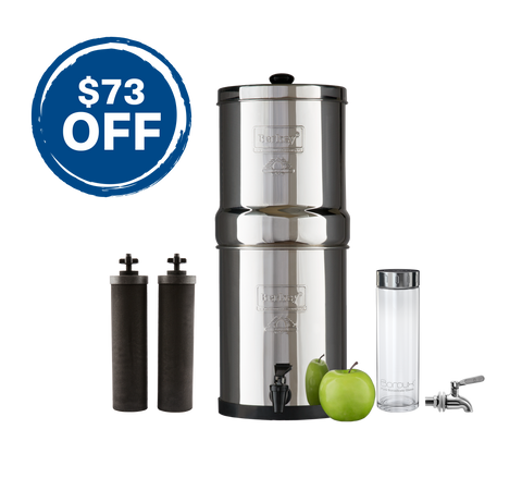 Travel Berkey Spigot Bundle