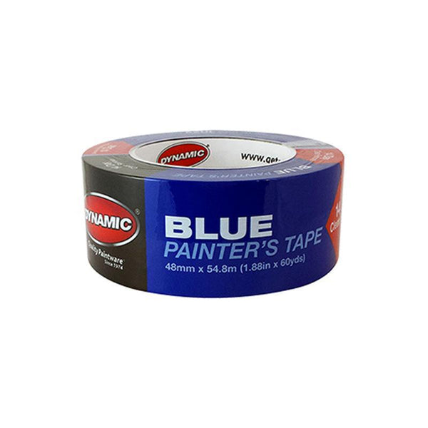Dynamic blue painters tape