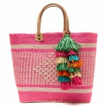 IBIZA Tote in PINK