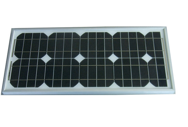 20 Watt Solar Panel High Efficiency - Glenergy