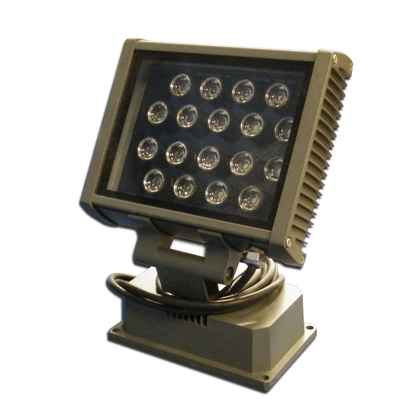 22W Solar LED Floodlight - Glenergy Inc. Canada