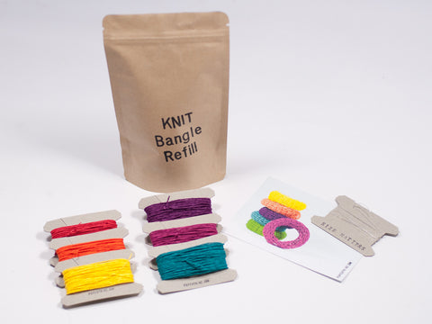 DIY Kit: Knit Bangle - Nachfüllen