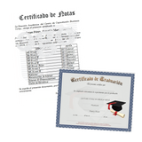Official Certificates