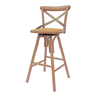 Crossback Counter Stool