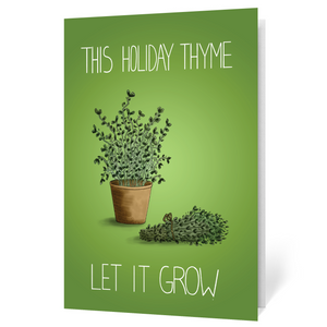 Holiday Plant a Garden (Illustrated)