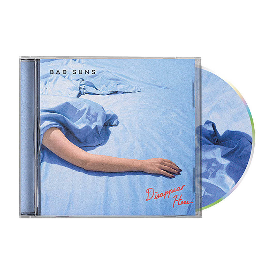 DISAPPEAR HERE CD