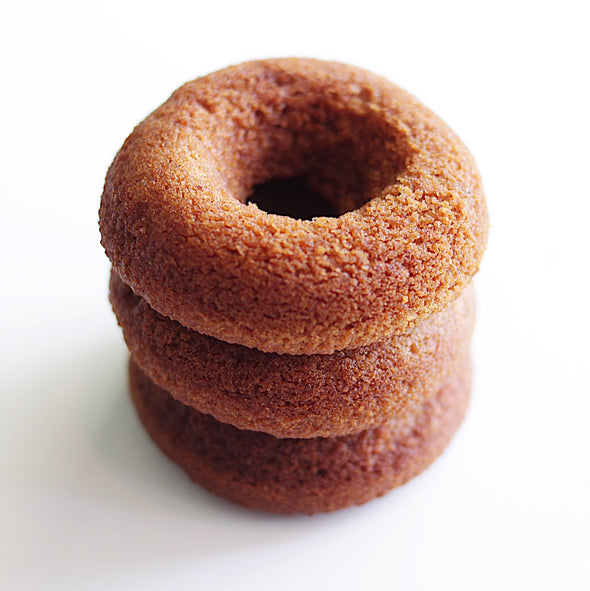 Cinnamon Donut (Keto Friendly)