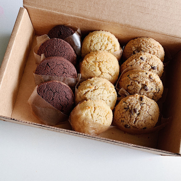 Cookie Lovers Bundle (Keto Friendly)
