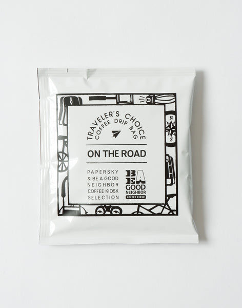 on the road coffee blend