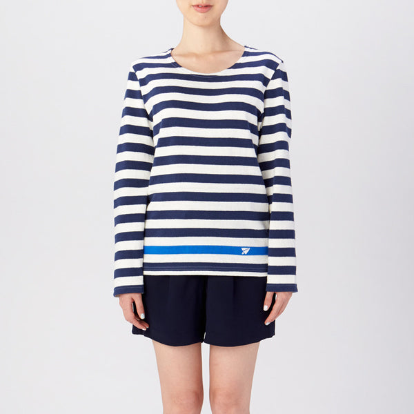 トラベルカットソー | Traveling Stripes - PAPERSKY STORE  - 5