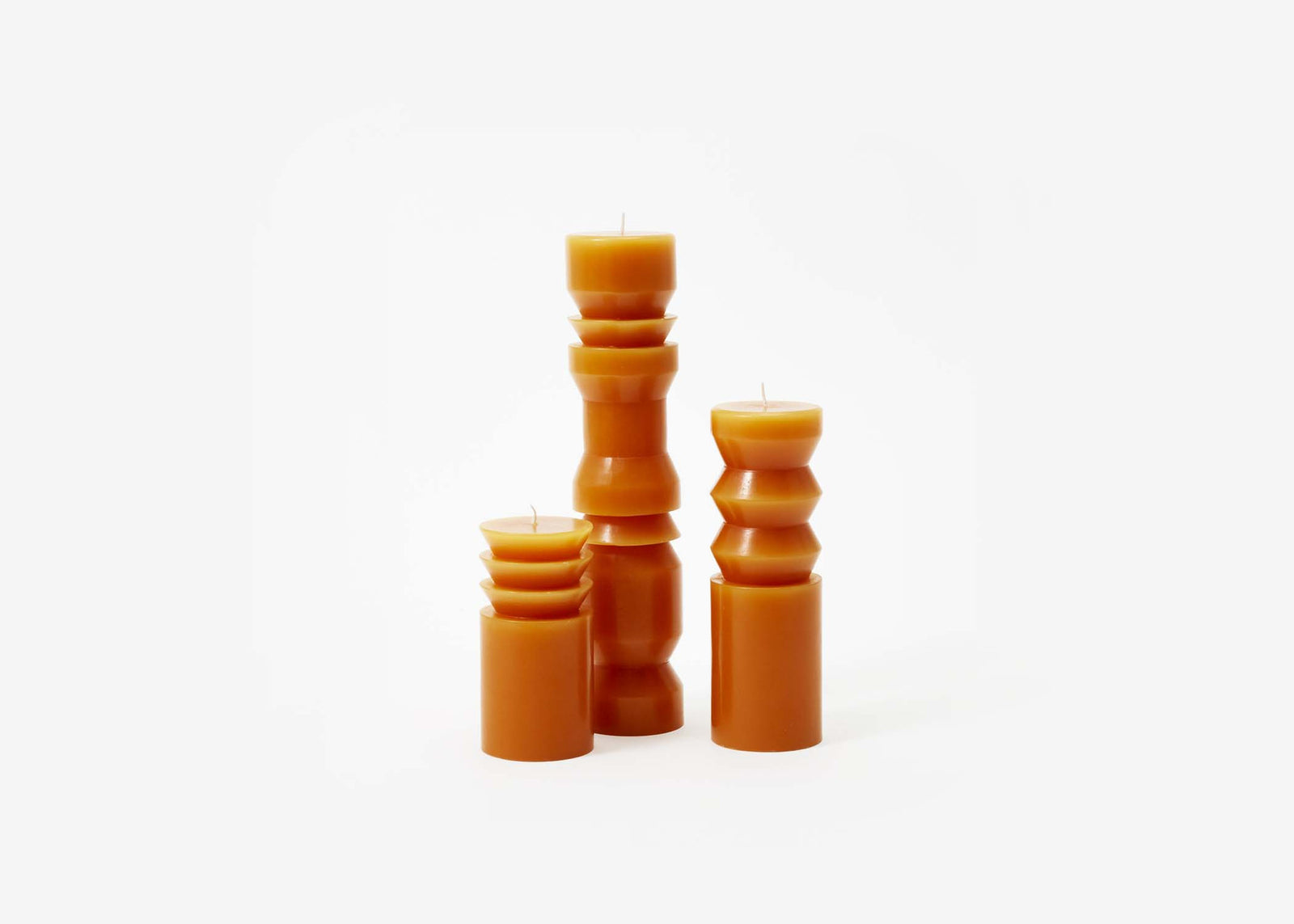 Totem Candles - Terracotta
