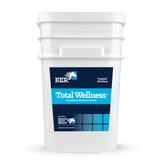 Total Wellness (10 kg, 166 servings), combination supplement for performance horses for whom support of hoof, coat, digestive, muscle, and joint health is vital.