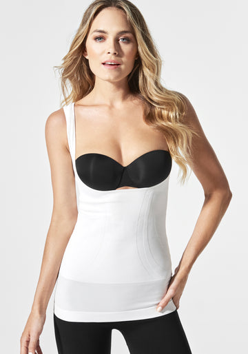 BLANQI Everyday™ Lift-up Access Underbust Postpartum + Nursing Support Tank