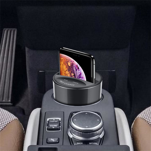 Cup Holder Charger W/ USB