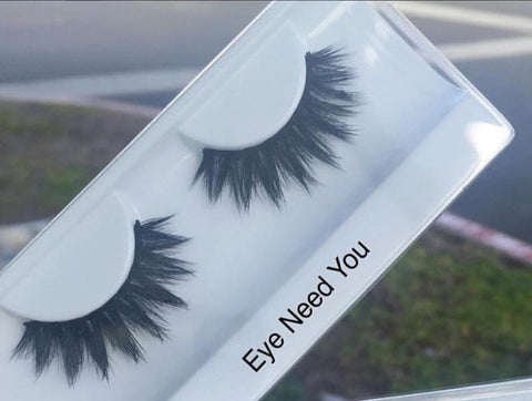 Eye Need You Premium 3D Faux Mink Lashes