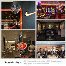 Load image into Gallery viewer, 3D Hologram Photos and Videos Advertising Display LED Fan, Best for Stores, Shops, Bars, Casinos, Holiday Events