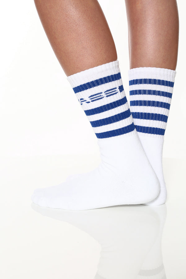 A.S.S. Sport Sock - White