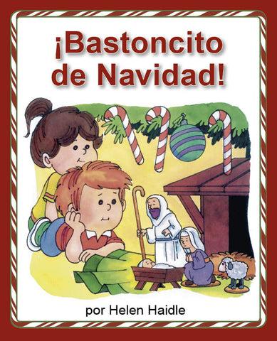 Candy Cane Christmas - Spanish PDF