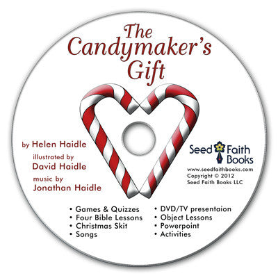 Candy Cane Legend - The Candymakers Gift - Download