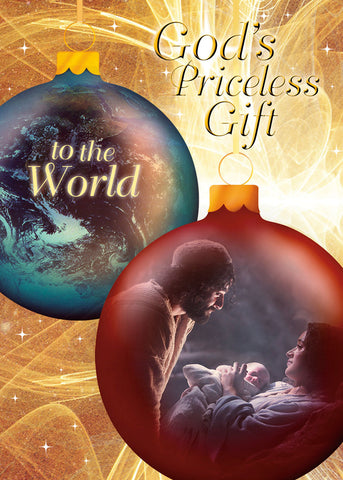 2017 Christmas Card - God's Priceless Gift