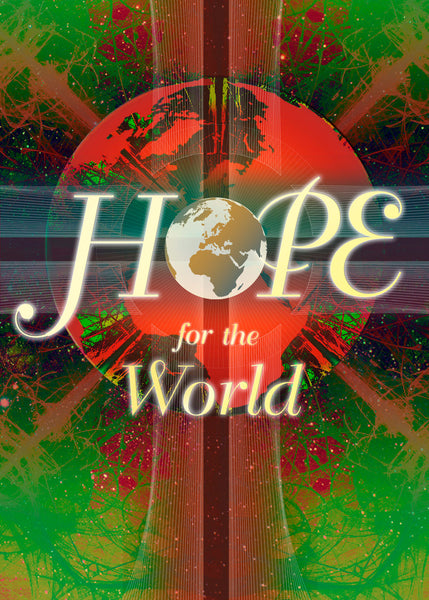 2018 Christmas Card - Hope for the World