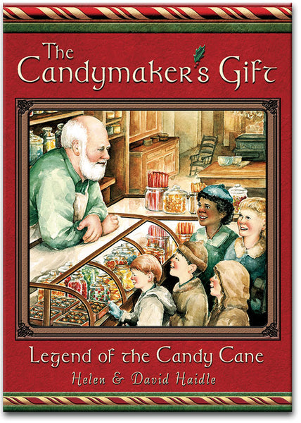 Candy Cane Legend - Christmas Pocket Book