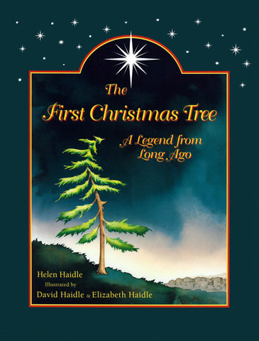 The First Christmas Tree PDF