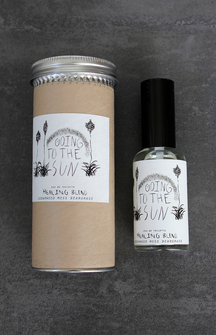 going to the Sun healing blend afterlife fragrance