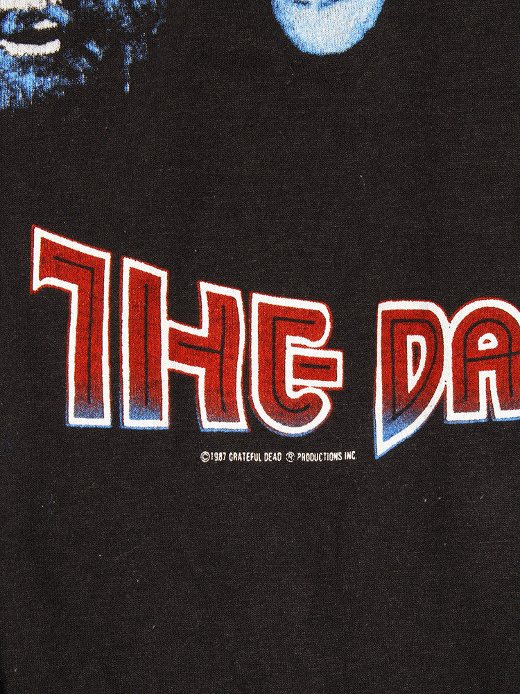 Grateful Dead Vintage T-shirt Touch of Grey 1987///SOLD///