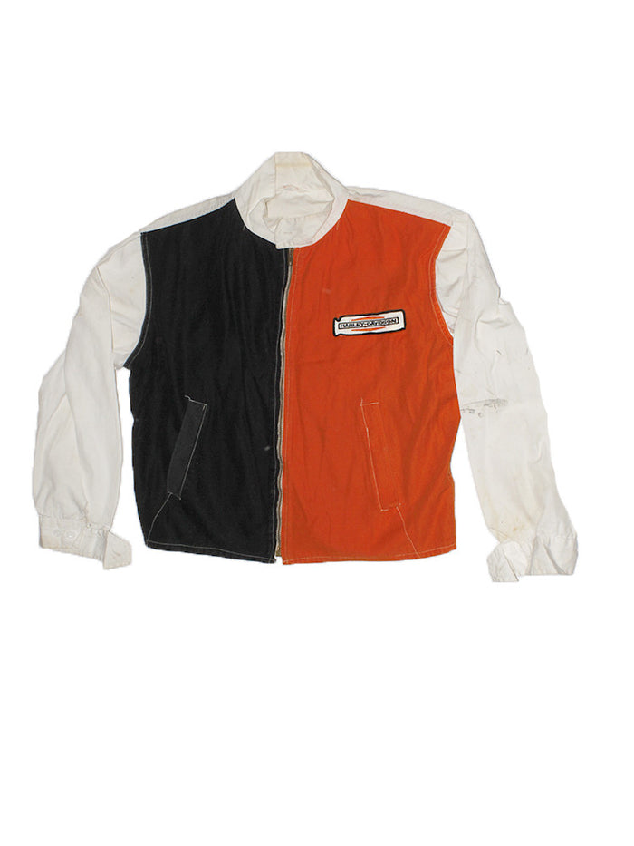 Vintage 60's Harley Davidson Champion Racing Jacket