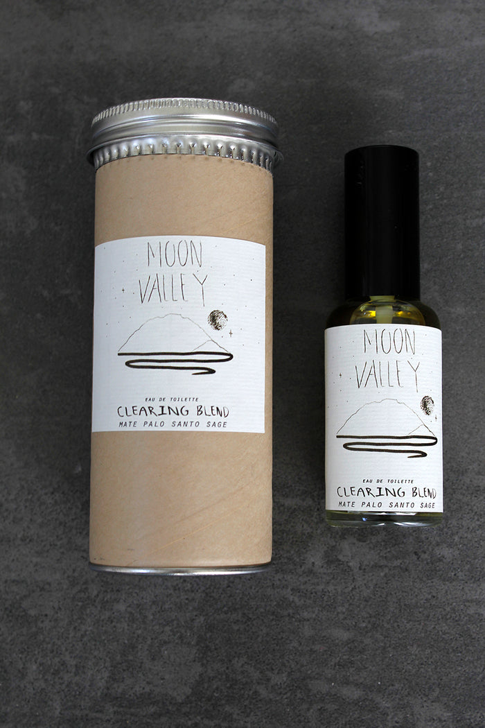 moon valley palo santo mate Eau de toilette fragrance afterlife
