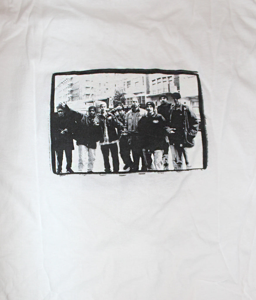 Vintage Deadstock 90's Beastie Boys Ill Communication Glen E Friedman T-Shirt