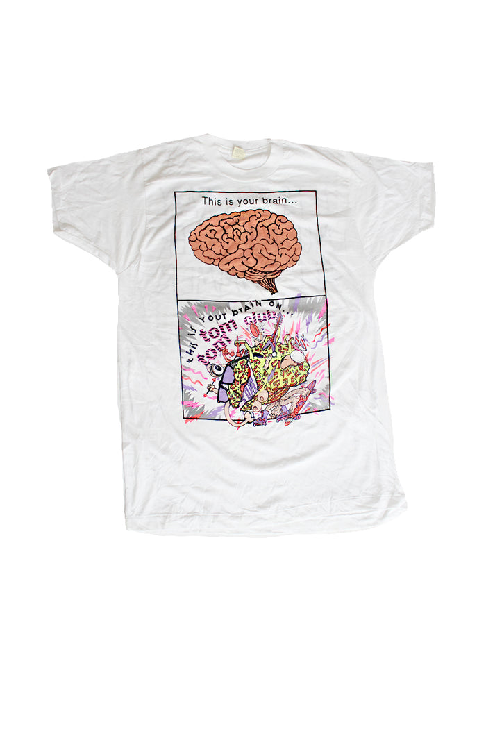 tom tom club vtg shirt