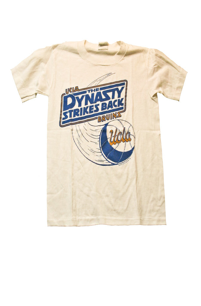 UCLA The Dynasty Strikes Back Vintage T-Shirt 1980