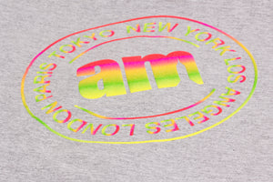 WORLDWIDE TEE GREY