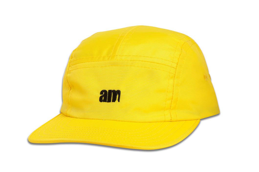 NYLON PACK CLOTH AM LOGO CAMPER YELLOW